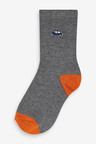 Next 7 Pack Cotton Rich Farm Animal Socks (Older)