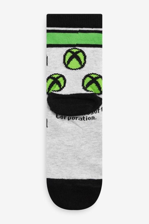Next 3 Pack Xbox Socks (Older)