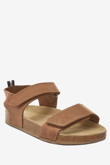 Next Corkbed Sandals (Younger)-Wide Fit - 291548