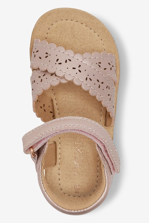 Next Scallop Sandals (Younger)