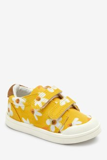 Next Canvas Bumper Toe Trainers (Younger) - 291718