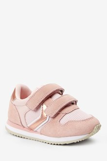 Next Double Strap Trainers (Younger) - 291725