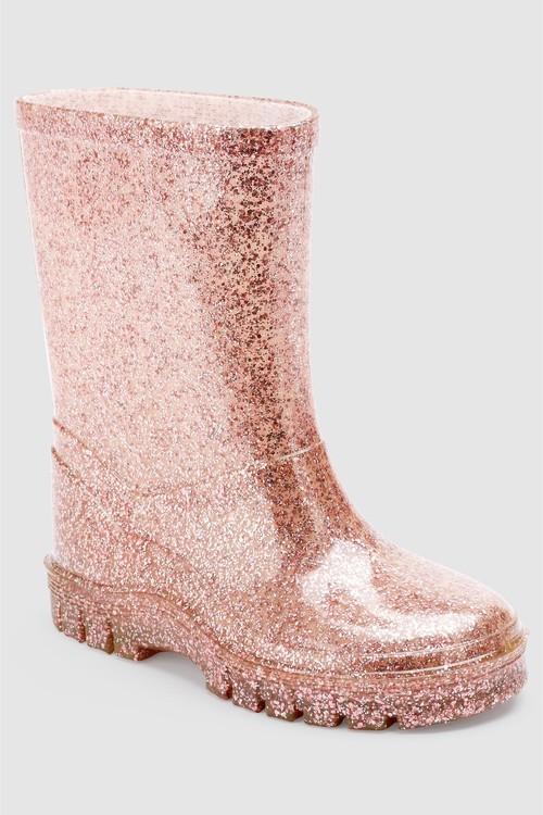 Next Glitter Wellies (Younger)