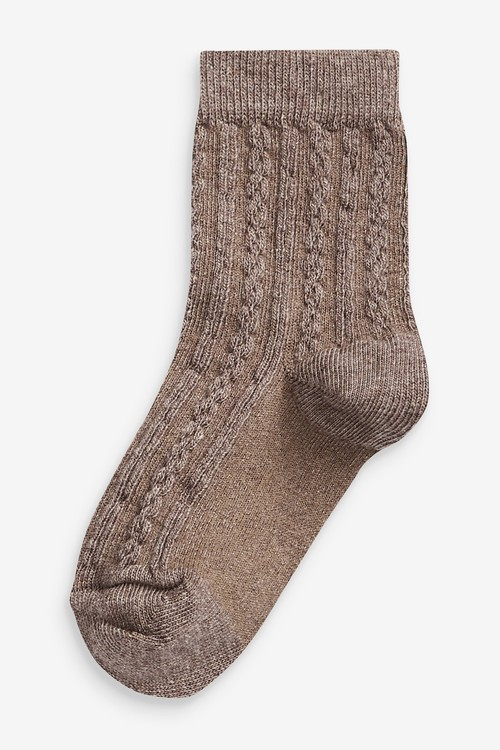 Next 7 Pack Cotton Rich Socks (Younger)
