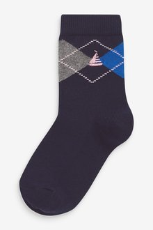 Next 7 Pack Cotton Rich Socks (Younger) - 291764