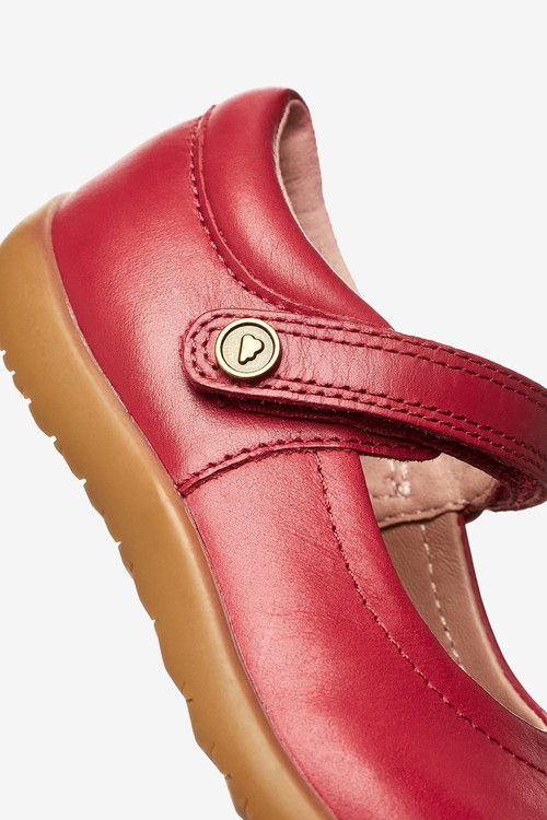 Next Little Luxe Mary Jane Shoes (Younger)-Wide Fit