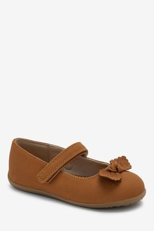 Next Bow Mary Jane Shoes (Younger)-Wide Fit - 291784