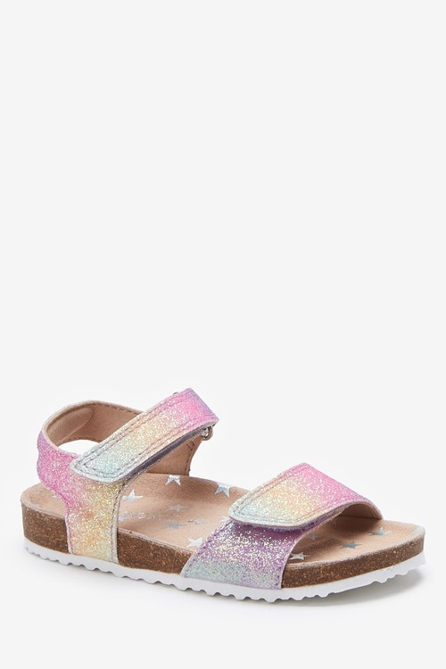 Next Sandals (Younger)-Wide Fit