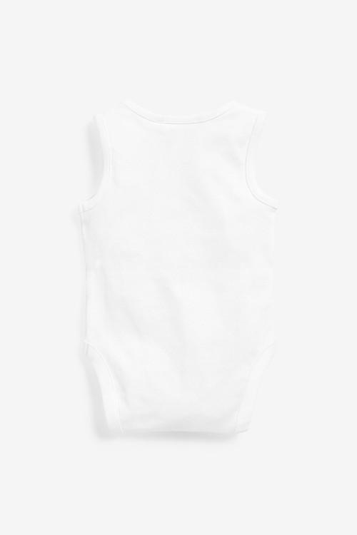 Next 10 Pack Vest Bodysuits (0mths-3yrs)
