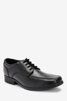 Next Leather Lace-Up Shoes (Older) - 291869