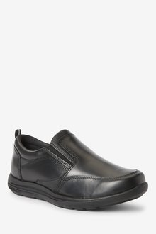 Next Leather Loafers (Older)-Extra wide - 291872