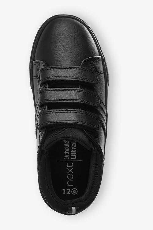 Next Leather Triple Strap Shoes (Older)