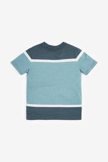 Next Colourblock T-Shirt (3-16yrs) - 291925