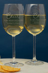 Personalised Cheers to my Pour Decisions Wine Glass Set of 6