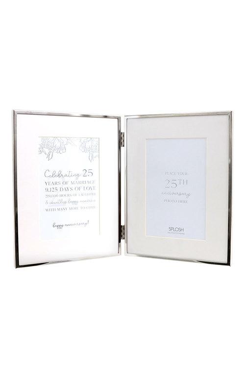 Splosh Anniversary 25 Photo Frame