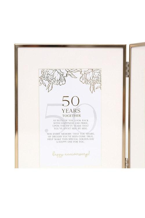 Splosh Anniversary 50 Photo Frame