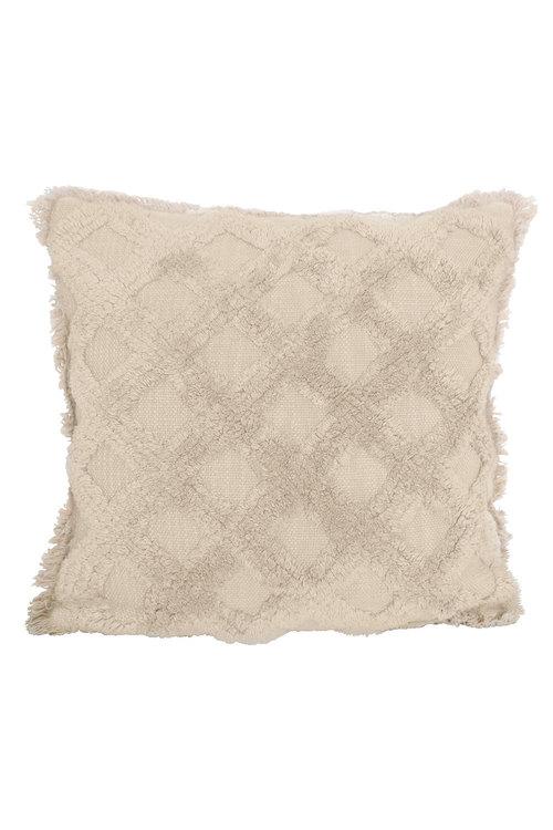 Splosh Byron Bliss Textured Natural Cushion