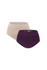Bella Bodies Bamboo Viscose Knickers 2 Pack
