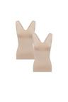 Bella Bodies Camyz Shapewear Smoothing Tank 2 Pack