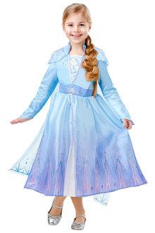 Rubies Elsa Frozen 2 Deluxe Costume - 292167