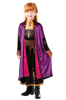 Rubies Anna Frozen 2 Deluxe Costume - 292168