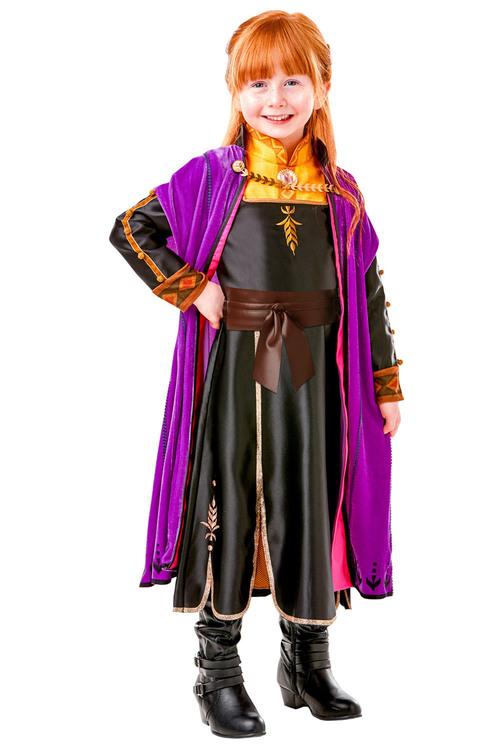 Rubies Anna Frozen 2 Premium Costume