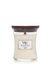 Woodwick Linen Candle - 292219