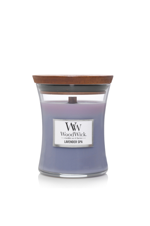 Woodwick Lavender Spa Candle