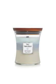 Woodwick Woven Comforts Trilogy Candle - 292229