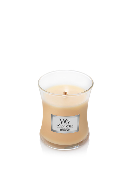 Woodwick Oat Flower Candle