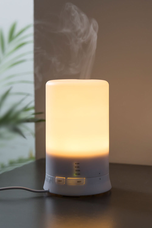 Sherwood Home Aromatherapy Ultrasonic Diffuser With Free Lavander Oil