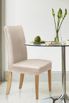 Sherwood Home Premium Faux Suede Chair Cover - 292258