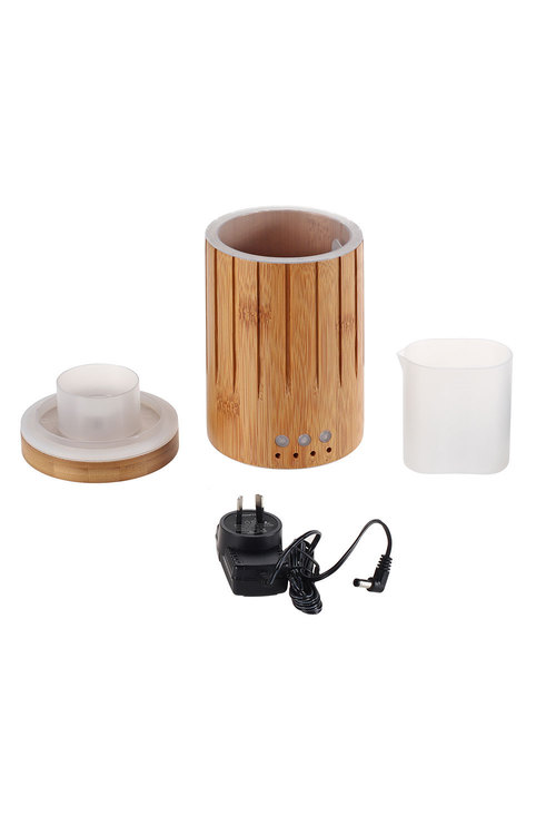 Sherwood Sherwood Bamboo Ultrasonic Aromatherapy Essential Oil Diffuser