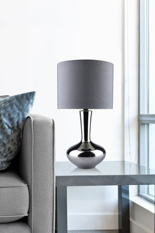 Sherwood Lighting Istanbul Bedside Table Lamp - 292310