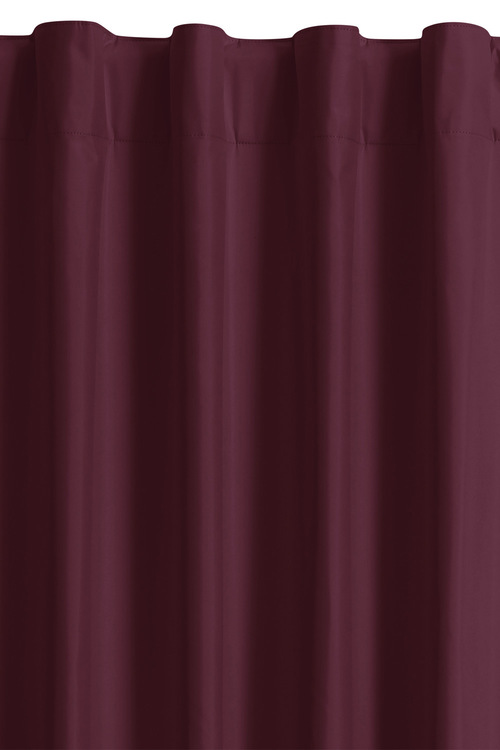 Sherwood Home Albany Blockout Concealed Tab Top Curtain