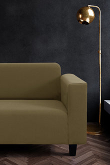 Sherwood Home Jacquard Easy Stretch 4 Seater Sofa Cover - 292352