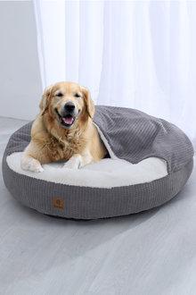 Charlies Pet Hooded Dog Nest - 292469