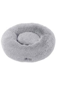 Charlies Pet Faux Fur Fuffy Calming Pet Bed Nest - 292474