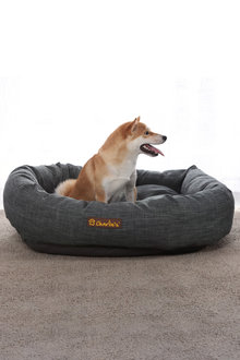 Charlies Pet The Great Dane Bed with Bolster Round - 292500