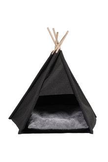 Charlies Pet Premium Faux Linen Pet Tent - 292511