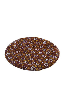 Charlies Pet Summer PAWTTON Print Cooling Round Bed - 292514