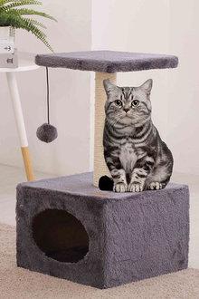 Charlies Pet Colour Tv Cat Tree - 292537