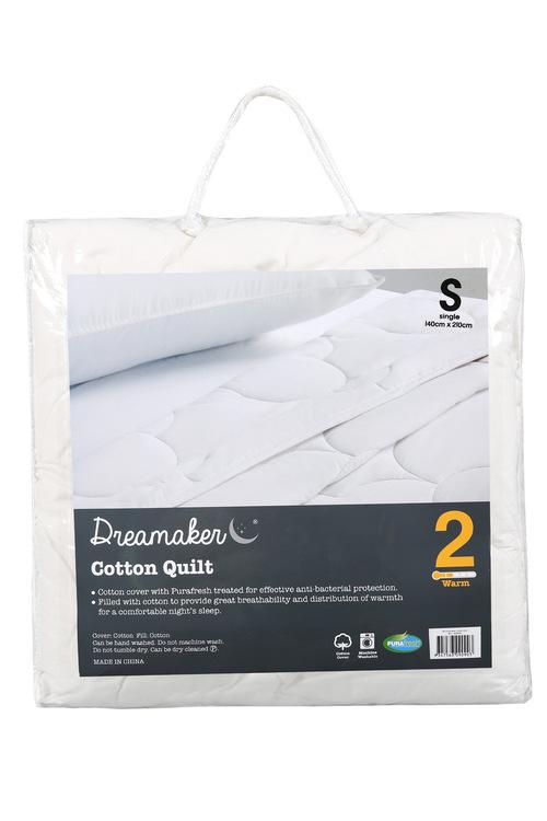 Dreamaker 100% All Season Cotton Quilt