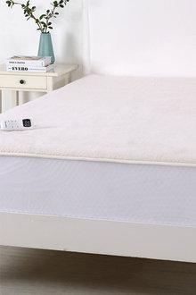 Dreamaker Fleece Top Multizone Electric Blanket - 292639