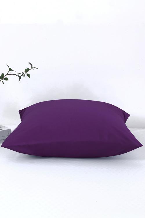 Dreamaker 250Tc Plain Dyed Euro Pillowcase