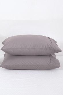 Dreamaker 250Tc Plain Dyed Pillowcases - 292823