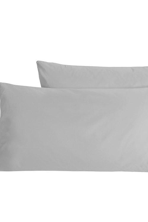 Dreamaker 500Tc Cotton Sateen King Pillowcase Twin Pack