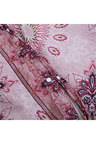 Dreamaker Printed Quilt Cover Set Desert Flower