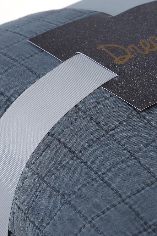 Dreamaker Premium Morgan Quilted Sandwashed Quilt Cover Set