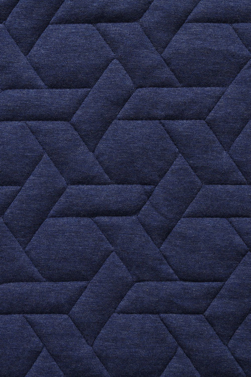 Dreamaker Cotton Jersey Quilted Blanket